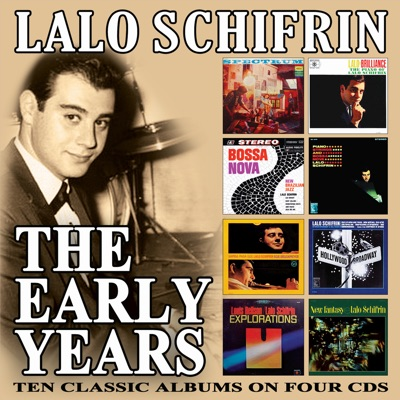 The Early Years - Lalo Schifrin