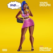 RNB (feat. Megan Thee Stallion) - Young Dolph Cover Art
