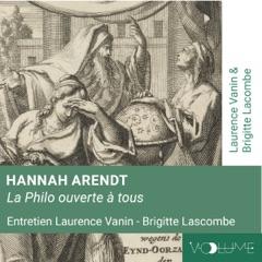 Hannah Arendt: Philo ouverte à tous
