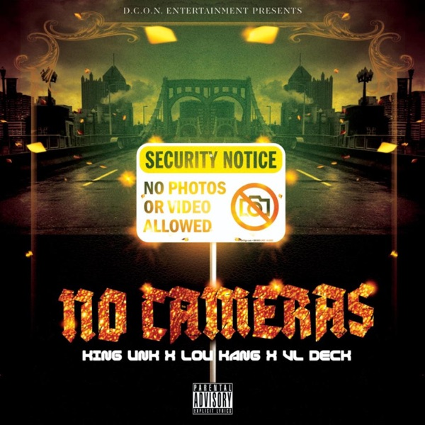 No Cameras (feat. VL Deck & Lou Kang) - Single