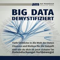 Axel Mammitzsch - Big Data demystifiziert [Big Data Demystified]: Tiefe Einblicke in die Welt der Daten - Chancen und Risiken für die Zukunft - Und wie Du dich ab jetzt sicherer im Datendschungel fortbewegst. (Unabridged) artwork