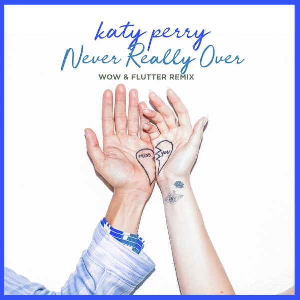Never Really Over (Wow & Flutter Remix) - Single