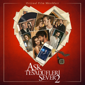 Various Artists - Aşk Tesadüfleri Sever 2 (Orijinal Film Müzikleri)