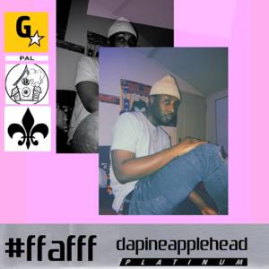 Dapineapplehead - #FFAFFF