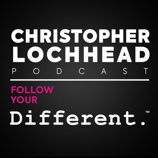 Cover image of Christopher Lochhead Follow Your Different™
