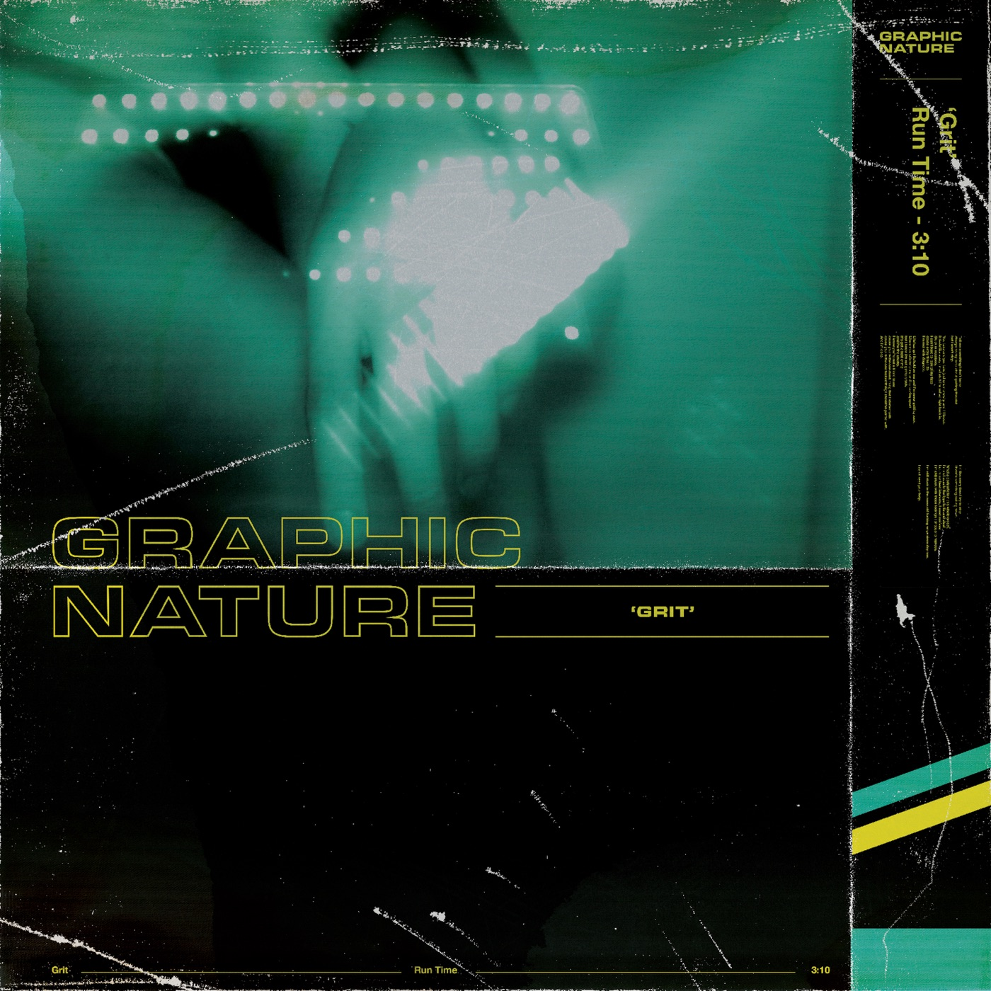 Graphic Nature - grit [single] (2019)