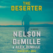 The Deserter (Unabridged) - Nelson DeMille & Alex Demille Cover Art