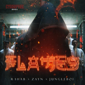 Flames (feat. Jungleboi) - Single