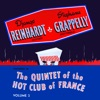 The Quintet of the Hot Club of France Vol 2 feat Django Reinhardt Stephané Grappelly