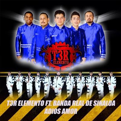 Adiós Amor (feat. Banda Real De Sinaloa) - Single - T3r Elemento