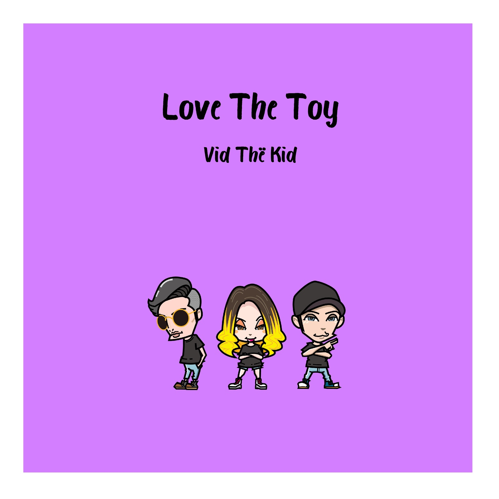 Love The Toy - EP