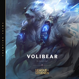 League of Legends - Volibear, The Relentless Storm feat. Einar Selvik