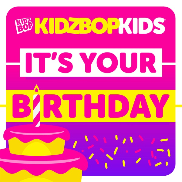 It's Your Birthday - Single