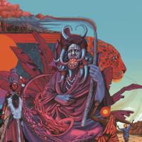 Idris Ackamoor & The Pyramids - Shaman! artwork