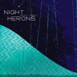 Night Herons - Long Shot