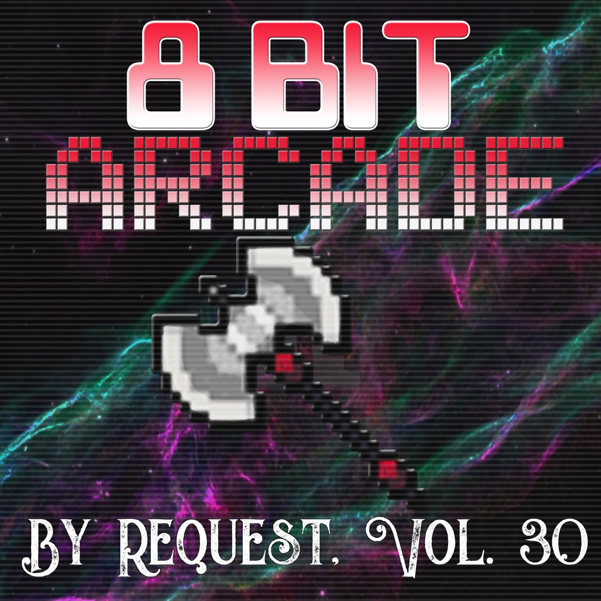 By Request Vol 30 8-Bit Arcade CD cover