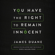 James Duane - You Have the Right to Remain Innocent (Unabridged)