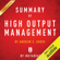 Instaread - Summary of High Output Management by Andrew S. Grove  Includes Analysis (Unabridged)