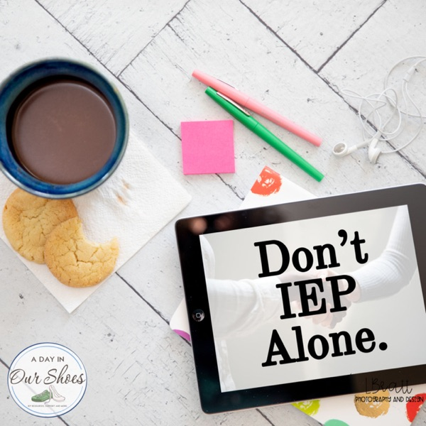 Don't IEP Alone.