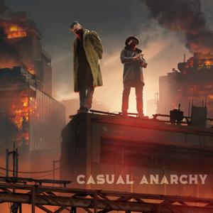 JAXSON GAMBLE - Casual Anarchy