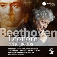 Freiburger Barockorchester & René Jacobs - Beethoven: Leonore artwork