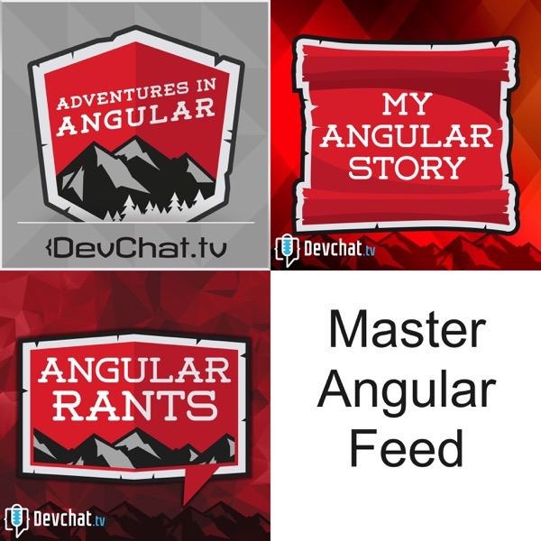 brand new e8c71 1543f Listen to episodes of All Angular Podcasts by Devchat.tv on Podbay