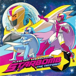Starbomb - The Tryforce
