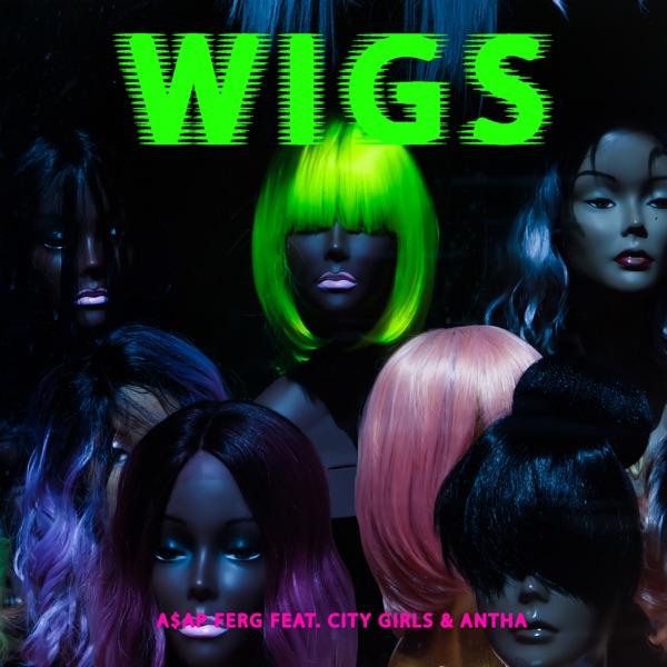 Wigs (feat. City Girls & Antha) - Single