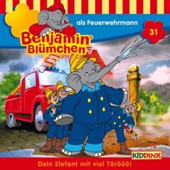 Benjamin Blümchen - ... als Feuerwehrmann