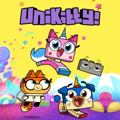 Unikitty and the Ice Pop Factory