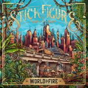 World on Fire - Stick Figure - Stick Figure