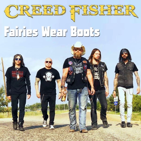 Fairies Wear Boots - Single