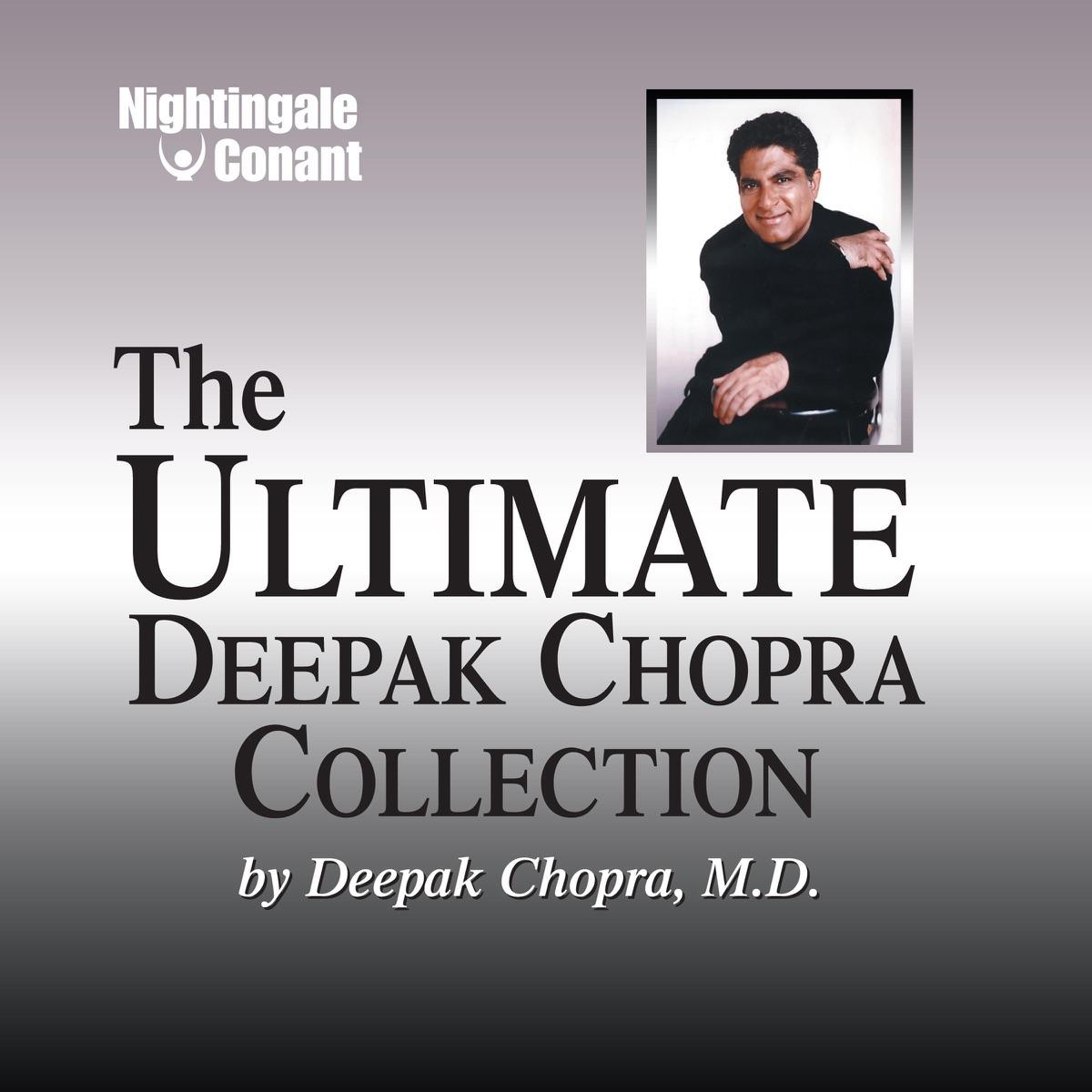 The Ultimate Deepak Chopra Collection Album Cover By Deepak