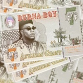 "Burna Boy - Different (feat. Damian ""Jr. Gong"" Marley & Angélique Kidjo)"
