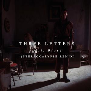Agoria - 3 Letters feat. Blasé [Stereocalypse Remix]