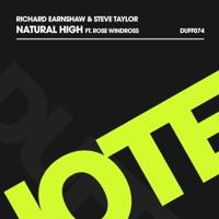 Natural High (Richard Earnshaw rmx) - RICHARD EARNSHAW-STEVE TAYLOR-ROSE WINDROSS