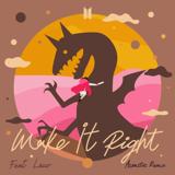 Download lagu BTS - Make It Right (feat. Lauv) [Acoustic Remix]