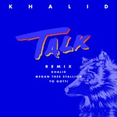 Khalid, Megan Thee Stallion & Yo Gotti - Talk REMIX