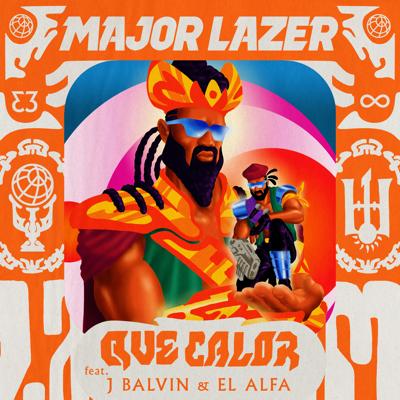 Major Lazer - Que Calor (feat. J Balvin & El Alfa) Lyrics