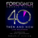Foreigner - Double Vision: Then and Now (Live)