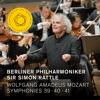 Mozart: Symphonies Nos. 39, 40 & 41 ジャケット写真