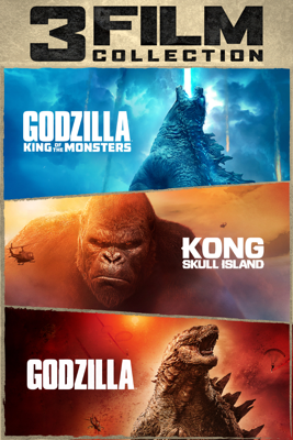 Godzilla & Kong 3-Film Collection HD Download