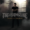 Brantley Gilbert - Fire & Brimstone  artwork