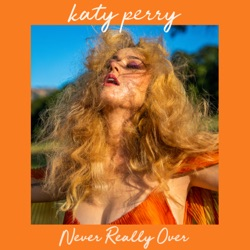 View album Never Really Over - Single