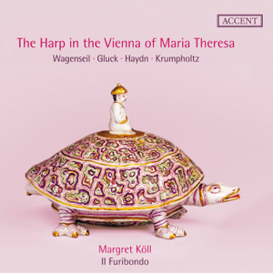 Various Artists - The Harp in the Vienna of Maria Theresa