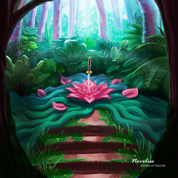 iTunes Artwork for 'Sword of Nature (by Noveliss)'