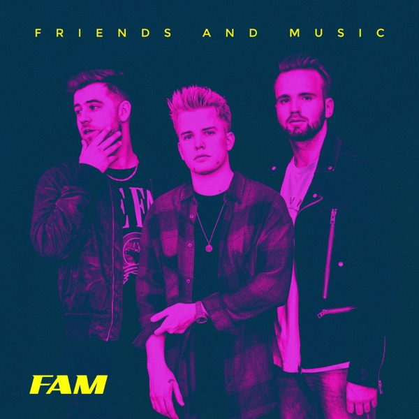 Friends and Music (feat. KAYEF, T-Zon & Topic) - EP