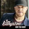 Jon Langston - Now You Know  artwork