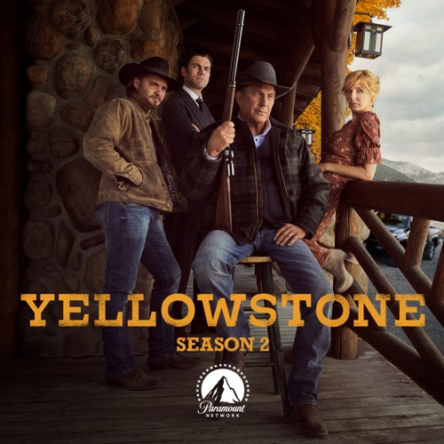Yellowstone, Season 2 poster