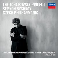 Czech Philharmonic, Semyon Bychkov & Kirill Gerstein - Tchaikovsky: Complete Symphonies and Piano Concertos artwork